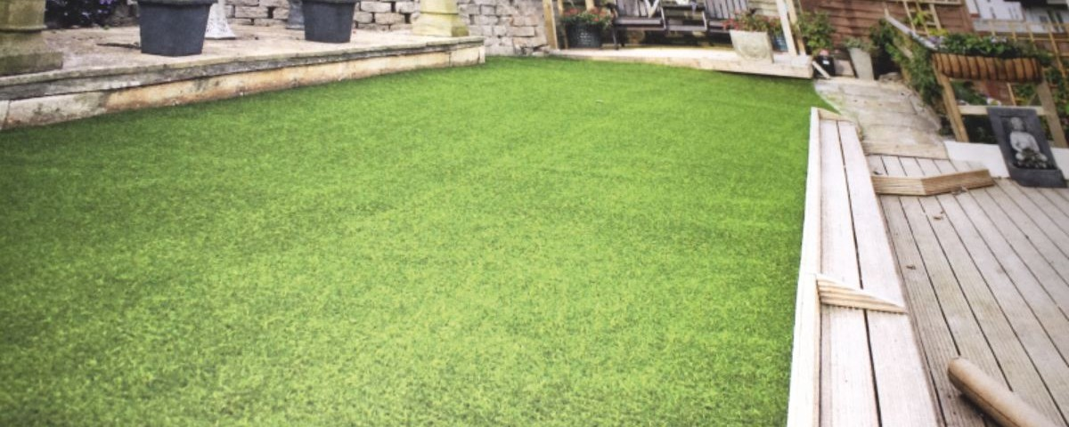 Artificial Grass Laying